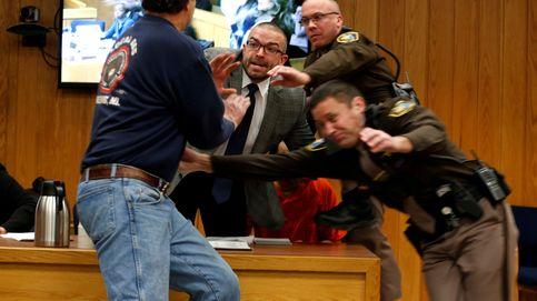 """Ataque a Larry Nassar en pleno juicio: """"Dadme un minuto con este bastardo"""""""