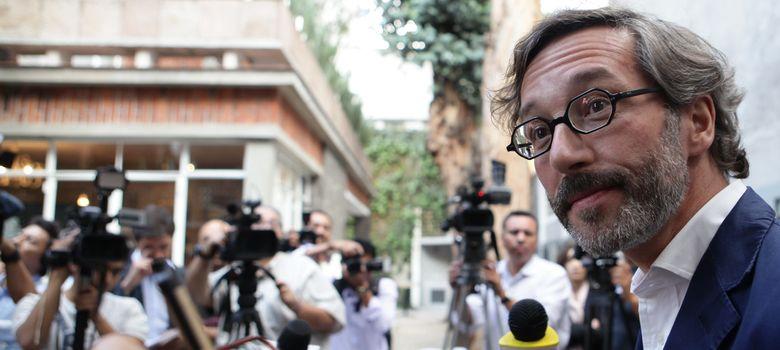 Foto: El secretario de Estado de Cultura, José María Lassalle, el pasado mes de julio. (EFE)