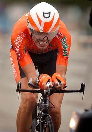 """Samuel Sánchez: """"Lo de Armstrong es demoledor para el ciclismo"""""""
