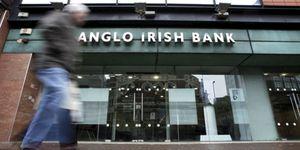 Detienen al exdirector de finanzas del Anglo Irish Bank por presunto fraude