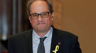 Torra, los presos y el ominoso pacto entre Rajoy y PNV