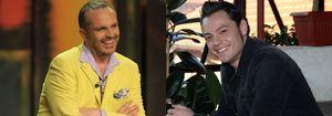 La prensa italiana habla de un romance entre Tiziano Ferro y Miguel Bosé