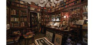 Post de Los tesoros encuadernados de la Libreria Cascianelli de Roma