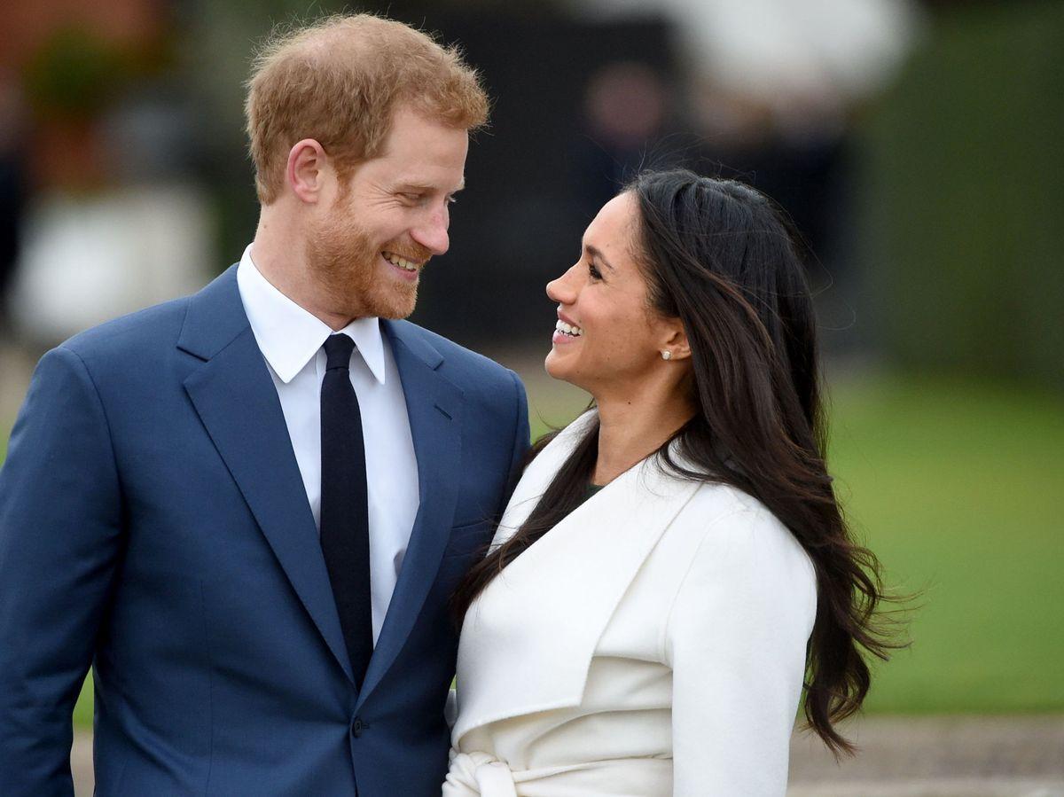 Foto: Estas son las compras de Zara Home que harían Meghan Markle y el príncipe Harry para su segundo hijo. (EFE)