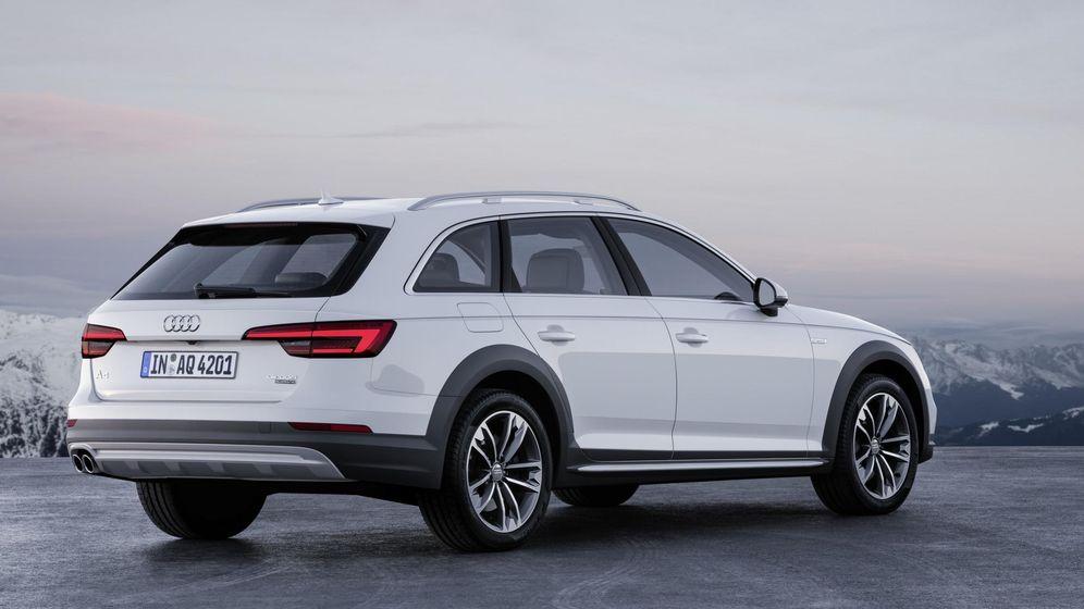 Foto: Llega la variante campera del Audi A4