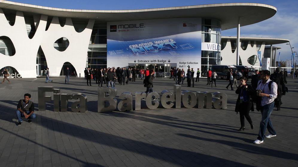 Foto: Fira de Barcelona durante el Mobile World Congress. (Reuters)