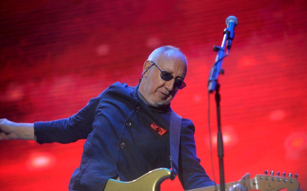 Foto: Concierto de The Who en el Azkena Rock 2016 (Reuters)