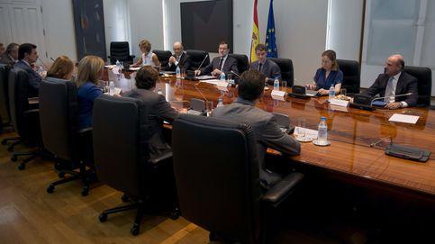 Rajoy crea un triunvirato económico y se reserva la Comisión Delegada