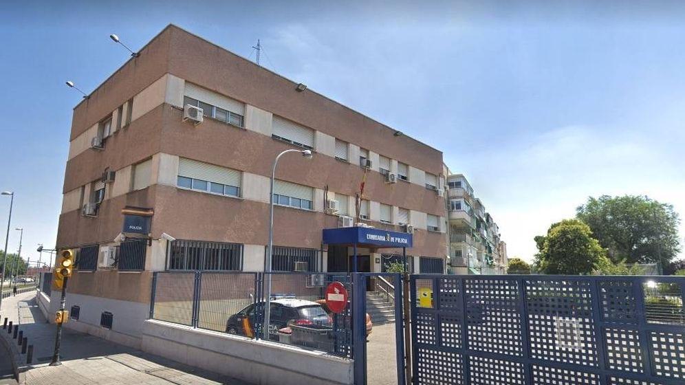 Foto: Comisaría de la Policía Nacional en Parla, en Madrid. Foto: Europa Press.