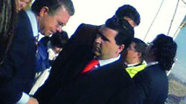 Foto: Francisco Granados junto a David Marjaliza (d) en una imagen de archivo. (EFE)