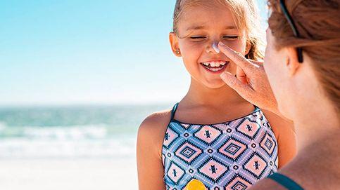 Cremas solares para niños: los mejores protectores solares para los pequeños