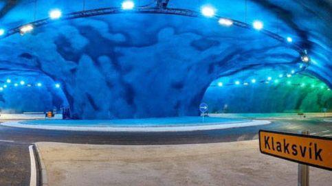 Las Islas Feroe inaugura la primera rotonda submarina del mundo