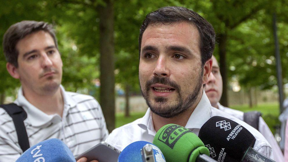 Garzón dice a los militantes de IU que su partido no está en peligro