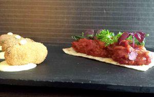 Hotel Only You, un menú de tapas con mucho encanto, en Madrid