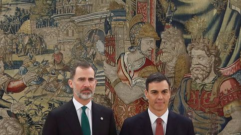 Felipe VI lanza un mensaje subliminal a Pedro Sánchez