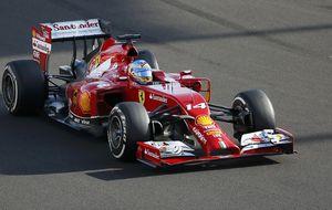 Alonso terminará la temporada en Ferrari en tierra de nadie