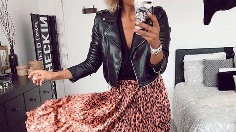 La falda de leopardo se debe combinar así según Instagram y Zara lo apoya