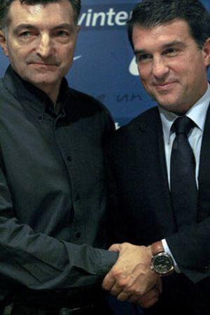 Creus confirma a Pascual como técnico culé y aspira a repescar a Marc Gasol y Navarro