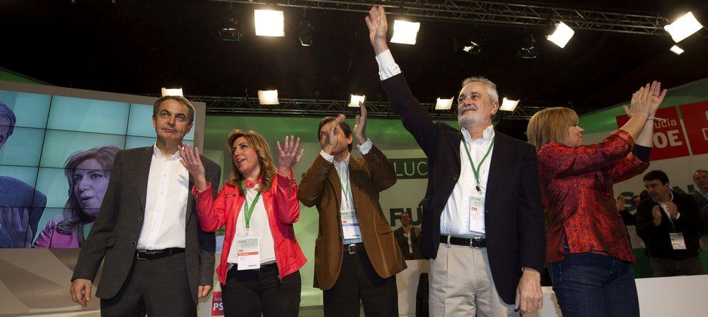 Foto: La UDEF investiga la relación de la Junta de Andalucía con la malversación de las ayudas a desempleados. (EFE)