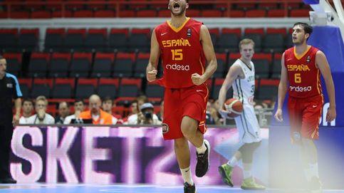 La selección sub-20 masculina, campeona de Europa de baloncesto