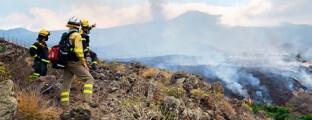 Foto de Vídeo   Un punto caliente diferentede los volcanes del resto del mundo