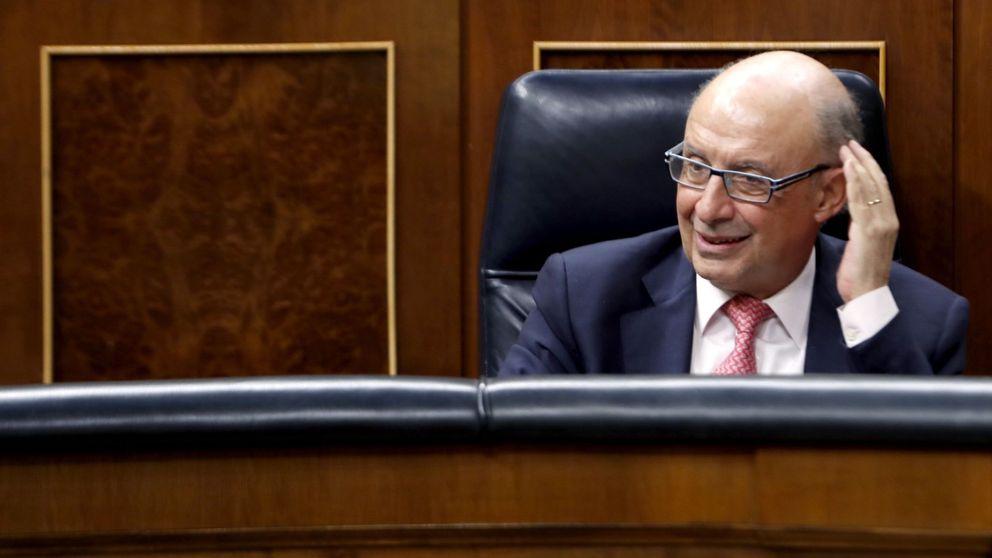 Rajoy saca adelante los Presupuestos gracias al respaldo del PNV