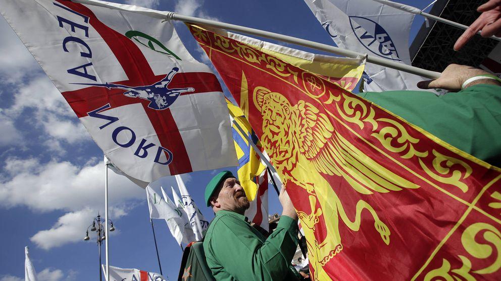 No somos Cataluña: el norte de Italia celebrará este mes sus propios referéndums
