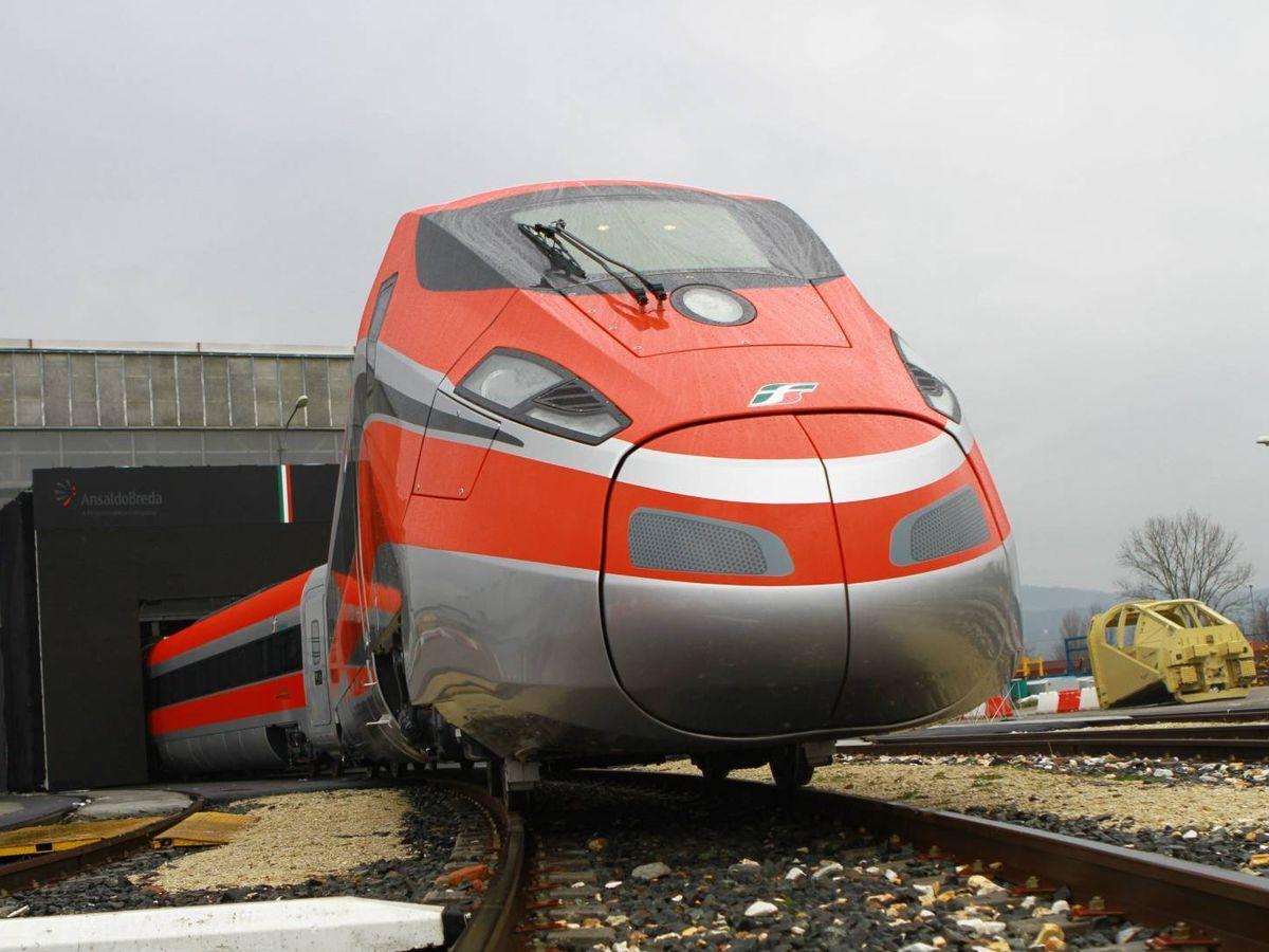 Foto: Trenitalia Frecciarossa