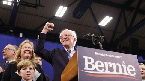 Sanders vence en New Hampshire (EEUU),  pero todavía no convence como favorito