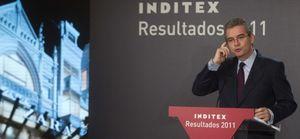 Foto: La televisión pública francesa intenta boicotear la presentación de resultados de Inditex