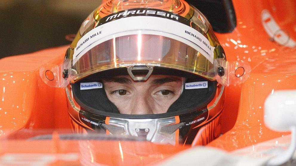 Jules Bianchi, el joven y talentoso tallo tronchado para Ferrari