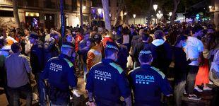 Post de El TSJ de Cataluña mantiene el rechazo al toque de queda pese a los 'macrobotellones'