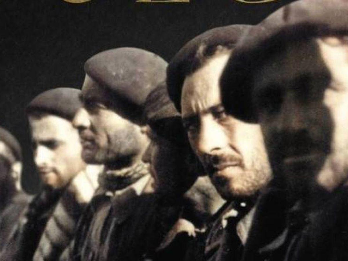 Foto:  Detalle de la portada de 'Línea de fuego'.