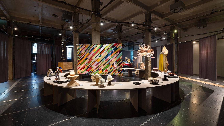 La sostenibilidad y el diseño contemporáneo unidos en la exposición que no te puedes perder