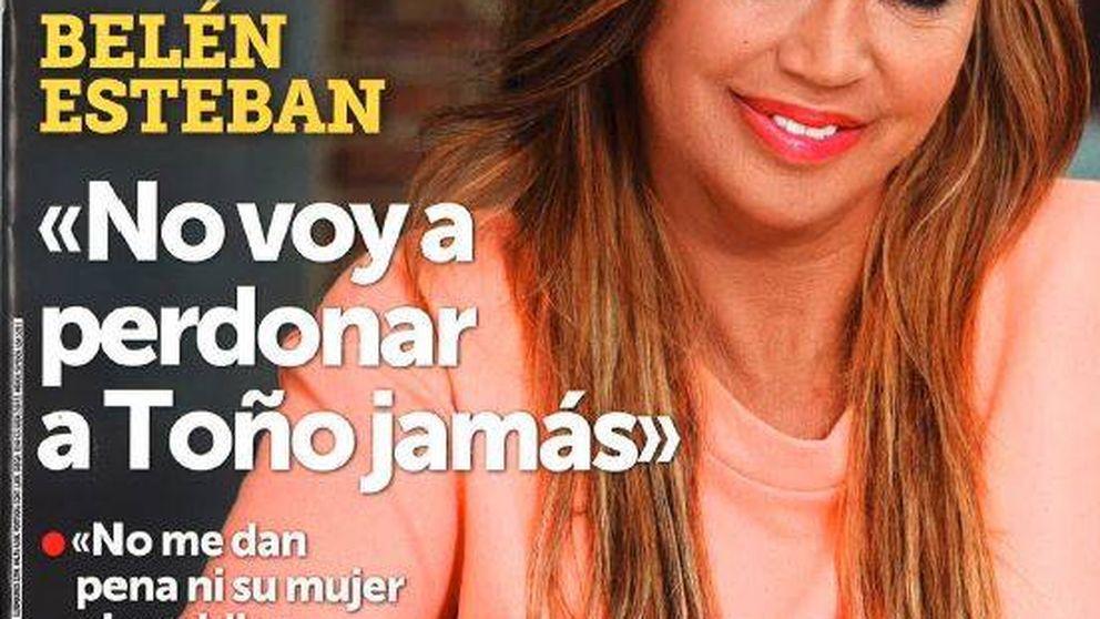 Kiosco rosa: Belén Esteban pide cárcel para Toño y el padre de Chenoa le exige una pensión