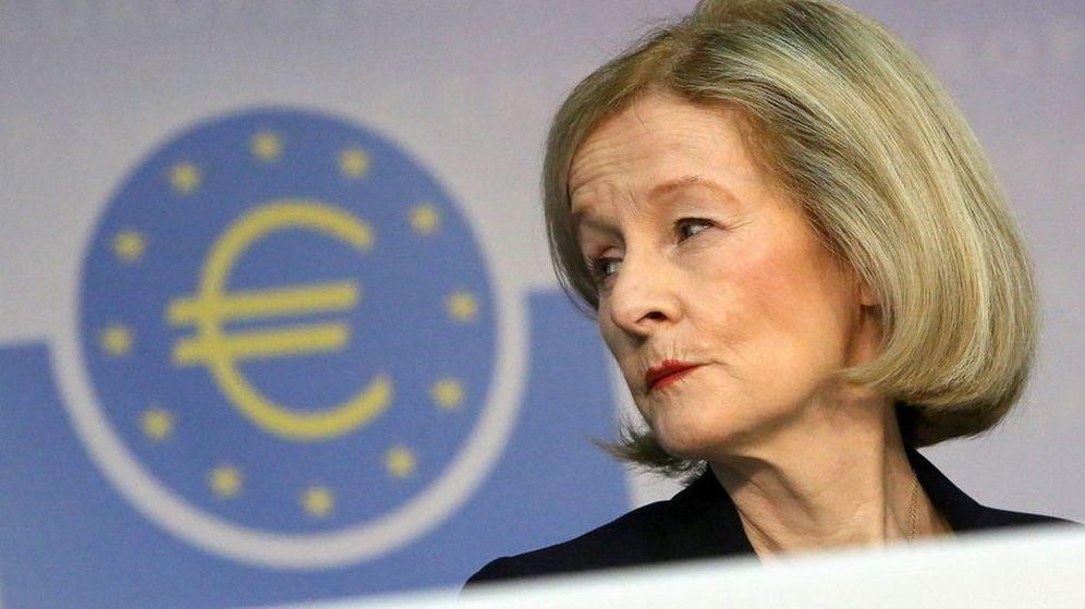 Foto:  la presidenta del Mecanismo Europeo de Supervisión (MUS), Danièle Nouy. (EFE)