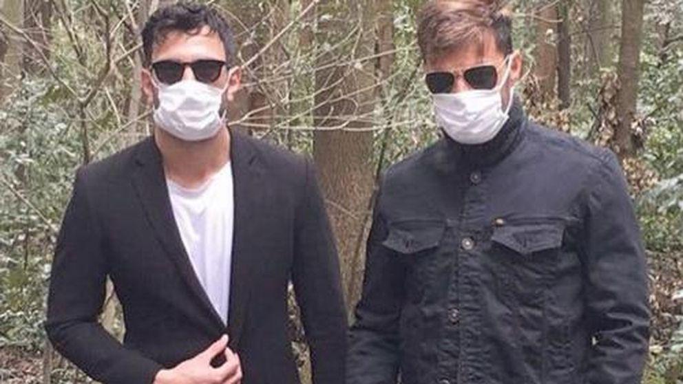 Ricky Martin tiene nuevo novio, el artista sirio Jwan Yosef