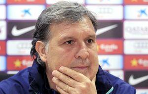 Martino: Si salimos a siete puntos, el tramo para remontar será corto