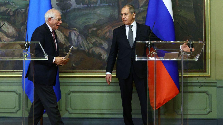 Rusia expulsa a 3 diplomáticos europeos por su presunta participación en las protestas