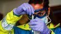 El incremento de ingresos en UCI frena la buena tendencia del coronavirus en Madrid
