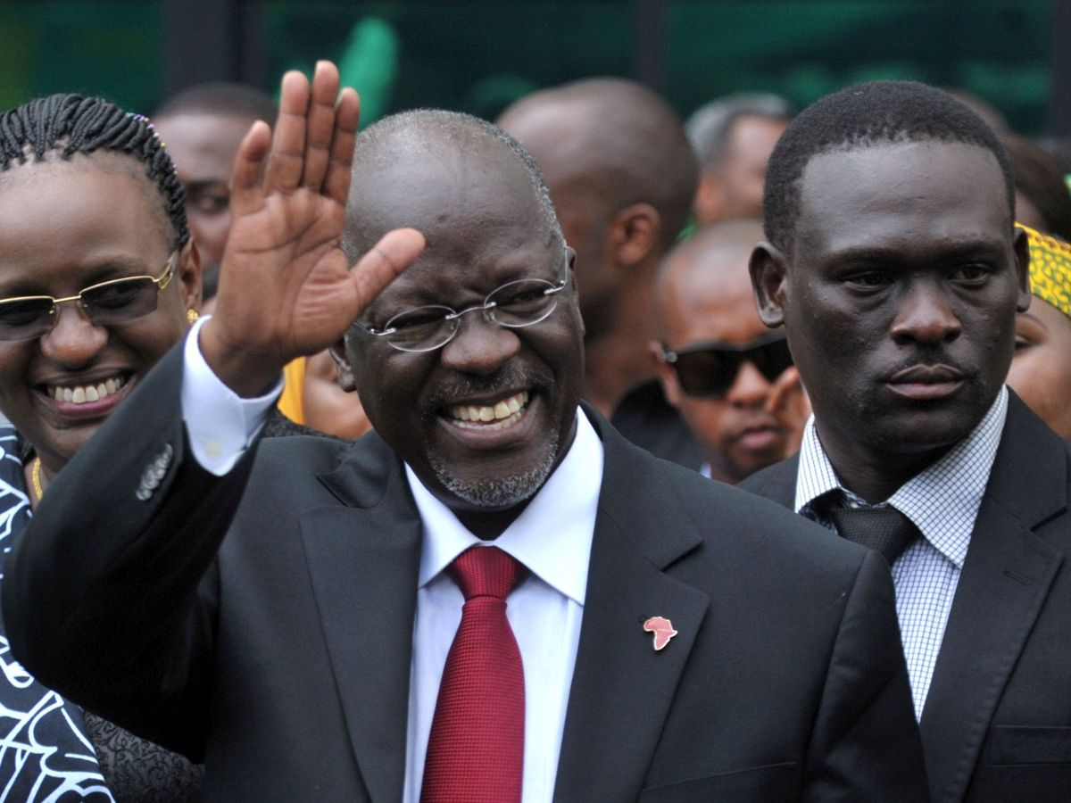 Foto: El presidente tanzano, John Magufuli. (Reuters)