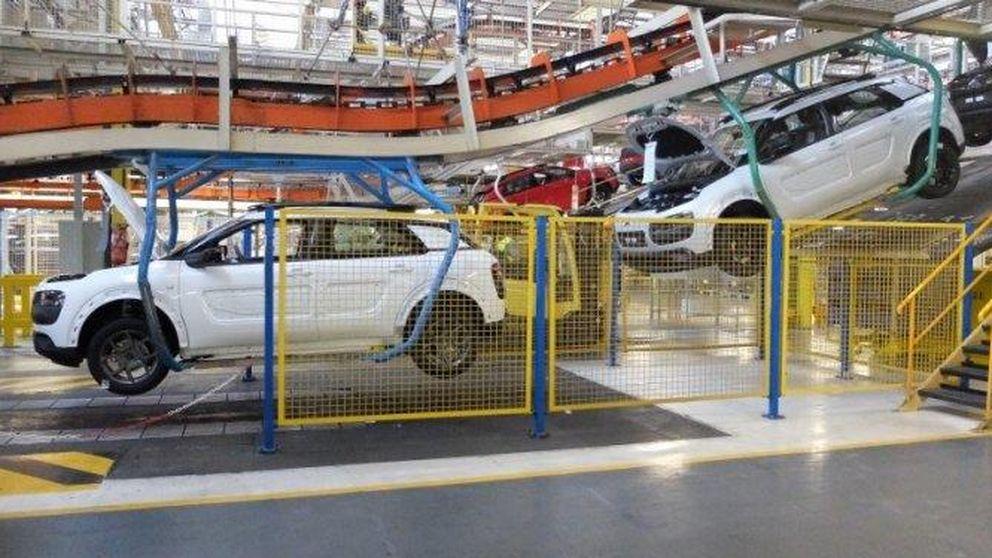 PSA Peugeot ensambla un duro plan industrial para su planta de Madrid