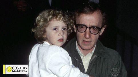 Dylan Farrow acusa a Woody Allen: Era una niña y me tocó mis partes privadas