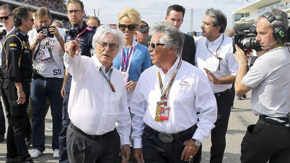 Ecclestone y la crisis de la F1: como el reo atado a los caballos