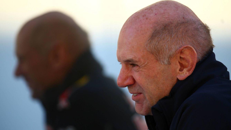 La paulatina retirada del genio: por qué a Adrian Newey se le queda pequeña la F1