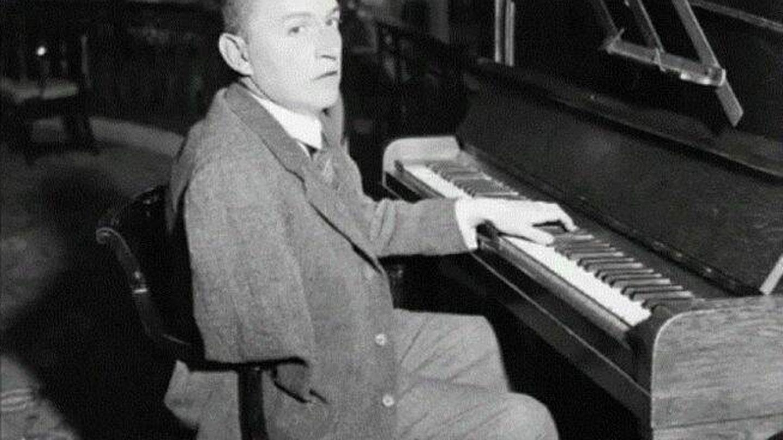 El pianista Paul Wittgenstein.
