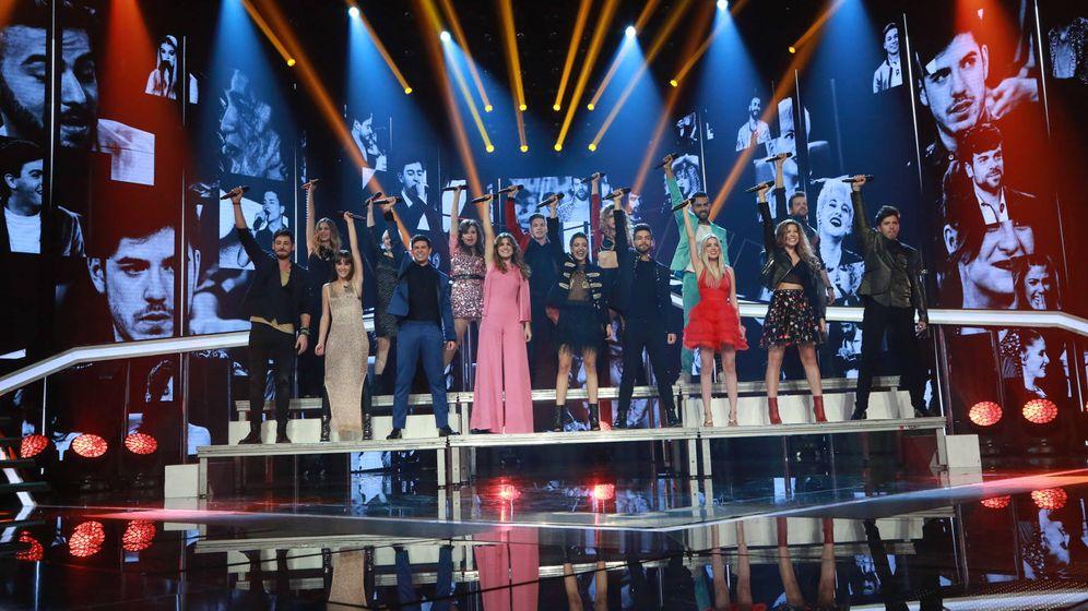 Foto: Las actuaciones que pasarán a la historia de 'OT 2017'. (TVE)