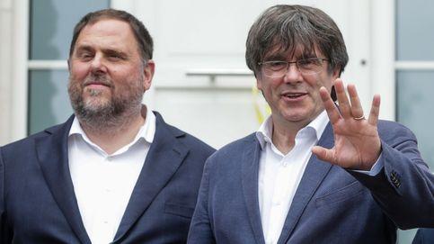 El TdC rechaza el aval del Govern: Junqueras, Puigdemont y Mas, al borde del embargo