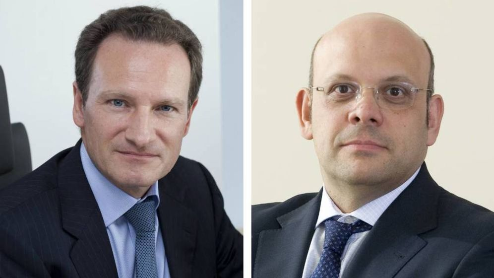 Foto: Walter de Luna (i) y Luis Moreno (d), fundadores de Ibero Capital.