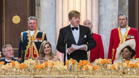 Guillermo de Holanda celebra su 50 cumpleaños de una forma muy original